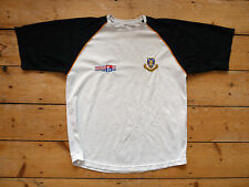 CARTHA QUEENS PARK glasgow  RUGBY SHIRT large Official   SHIRT Scottish Jersey