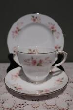 DUCHESS BONE CHINA TRIO - GLEN - HIGH TEA - CUP SAUCER PLATE - ENGLAND - VGC