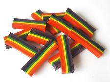 12 x Rainbow Crayons ** Children's Art + Craft **