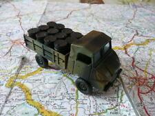 SIMCA UNIC Marmon 4x4 Transport de Fûts Militaire SOLIDO  série 200 Transformé