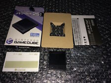 MEMORY CARD 251 Block GAMECUBE NGC GC Nintendo Jap Japan Jp Import NTSC Rare CIB