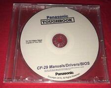 Panasonic Toughbook CF-29 Manuals / Drivers / BIOS #1 Rated Repair Tool!! BEST!