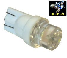 2X WHITE T10 1 SMD LED W5W 501 CAR GLOVEBOX MARKER DOME GAUGE LIGHT WEDGE BULBS