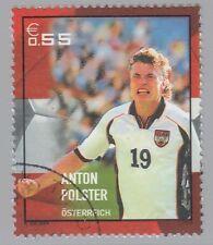 Österreich Austria 2469 EM aus KLB Toni Polster  100 Jahre Ö. Fußball  2004 °