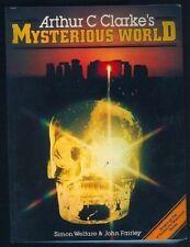 Arthur C.Clarke's Mysterious World,Simon Welfare, John Fairley- 9780002174244