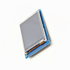 """3.2""""inch TFT LCD Display Module + Touch Panel & SD Card Cage for Arduino NEW"""