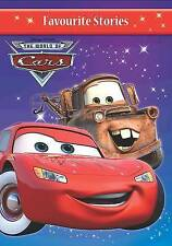 """Favourite Stories: Disney Pixar the World of """"Cars""""  Book"""