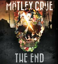 "Mötley Crüe - The End – Live In Los Angeles (NEW 2 x 12"" VINYL LP, DVD)"