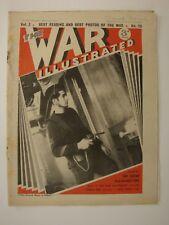 The War Illustrated # 28 (Viipuri Finland, Murmansk, MTB, RAF Bristol Beaufort)