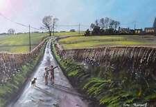 Original Art Paintings Pete Rumney