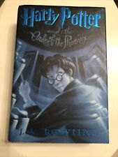 Harry Potter and the Order of the Phoenix Hardcover 1st USA Edition 2003 Book
