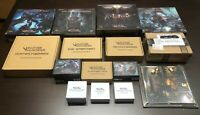 THE ORDER OF VAMPIRE HUNTERS KICKSTARTER ALMOST ENTIRE COLLECTION - PLAYED ONCE