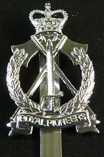 Royal Pioneer Corps QC cap badge