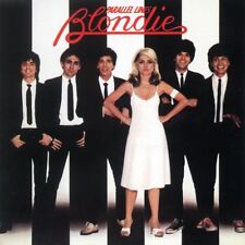BLONDIE ~ PARALLEL LINES + 4 BONUS TRACKS { BRAND NEW & SEALED CD }