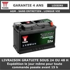 YBX Active Leisure & Marine AGM Battery 12V 95Ah 850A - L36-AGM