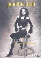 "JENNIFER RUSH ""THE POWER OF LOVE - THE..."" DVD NEU"