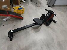 Rowing machine used Lifespan Fitness