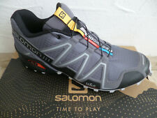 Salomon Trainers Low Shoes Sneakers Trainers Speedcross Grey New