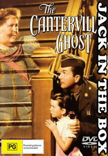 The Canterville Ghost DVD NEW, FREE POSTAGE WITHIN AUSTRALIA REGION ALL