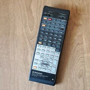 PIONEER CU-VSXO15 PROGRAMMABLE REMOTE CONTROL AUDIO VIDEO TESTED WORKING BLACK