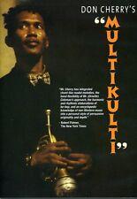 Don Cherry's Multikulti (2009, DVD NEUF)