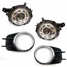 OEM Parts Fog Lamp Light Cover LH RH Assy 4P for 2014- Forte Cerato K3/ Koup