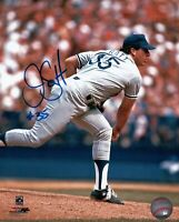 Jim Gott Signed 8X10 Photo Autograph Los Angeles Dodgers Pitching Auto w/COA