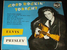 "ELVIS PRESLEY Good Rockin Tonight 10"" LP RCA FRENCH FRANCE IMPORT"