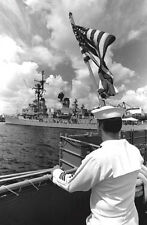 MADE IN THE USA!  USS WALDRON DD-699 US NAVY HAT PIN DESTROYER KOREA VIETNAM WOW