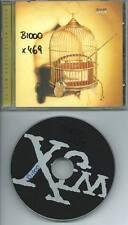 XFM RADIO CD THE CURE U2 TINDERSTICKS STEREOLAB GARBAGE OASIS