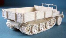Milicast BG167 1/76 Resin WWII German sWS Half-track