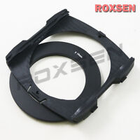 Wide Angle Filter Holder for Cokin P series color filter + 52mm P Adapter Ring