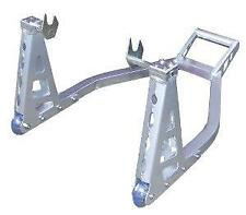 Alloy / Aluminium Motorcycle Track - Race Style Rear Paddock Stand