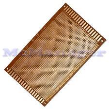 Perforados Pre Baquelita 1.2 mm Solo Lado Prototipo PCB Placa 90x150 matriz de cobre