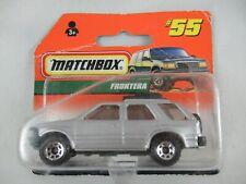 Matchbox Vauxhall Opel Frontera
