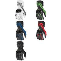 2018 Joe Rocket Flexium TX Leather Motorcycle Race Gloves - Pick Size/Color