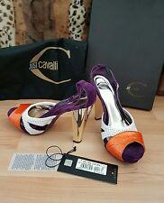 Magnifique Roberto Cavalli chaussures, taille EUR37-très bon état