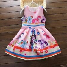 Character Dress for Kids (Little Pony, Moana, Peppa Pig)