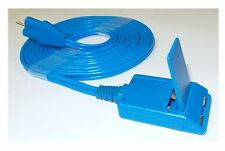 Bovie Compatible Reusable Grounding Pad Cable