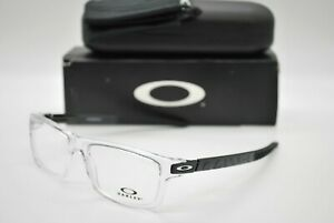 NEW OAKLEY OX8026-1454 CURRENCY CLEAR AUTHENTIC EYEGLASSES FRAME RX 54-17
