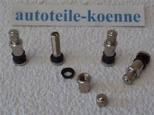 4x Metallventile 34 MS SW11 Ventilloch Ø 8,3mm PKW BBS RH OZ Alufelgen