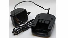 Black and Decker Multi-Volt Charger for 9.6 Volt Thru 18 Volt Slide Pack Batteri