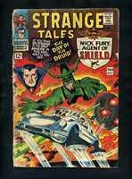 Strange Tales #144 G 1966 Marvel 1st Jasper Sitwell 1st The Druid 1st Tazza