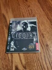 The Chronicles Of Riddick Assault On Dark Athena Ps3 Playstation 3