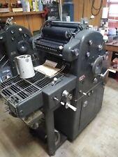New Listingab Dick 360 Cd Offset Printing Press