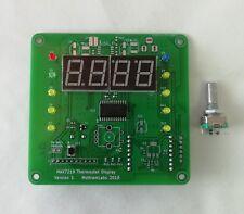 "LED Display 4 digit 0.56"" Plus Rotary Encoder Arduino-ESP8266-Wemos D1"