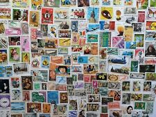 1000 Different French Community Stamp Collection