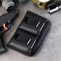 IWB Double Magazine Pouch/Holster for Small 380 Mag fits Glock 42 LCP Bodyguard