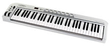 61 Tasten MIDI Keyboard Controller Home Studio Masterkeyboard PC Mac iPad USB