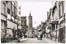 Ansichtkaart Nederland : Enschede - Gronausestraat (bb054)